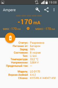 Ampere для Android