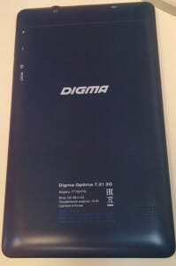 Digma Optima 7.21