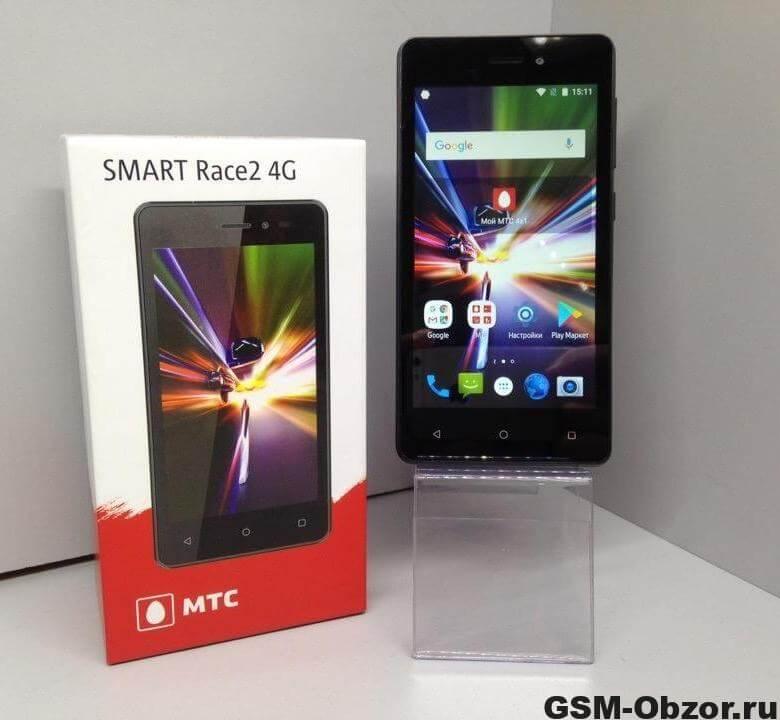 Как бесплатно разблокировать МТС Smart Race 2 4G